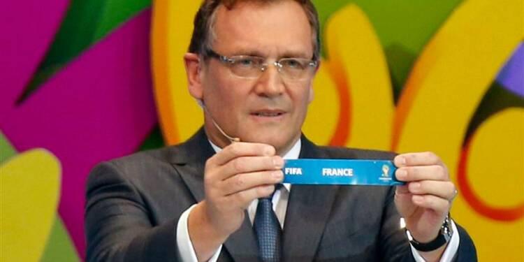 Mondial: Suisse, Honduras et Equateur au menu des Bleus