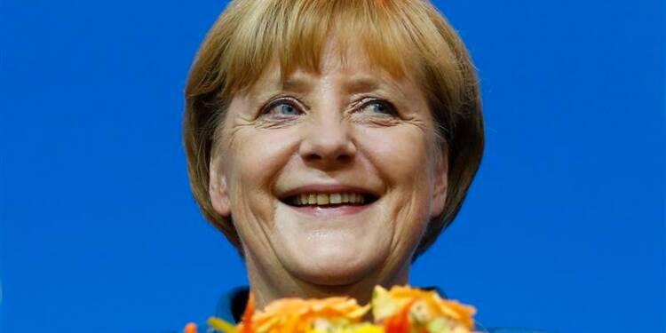 Les Allemands aux urnes