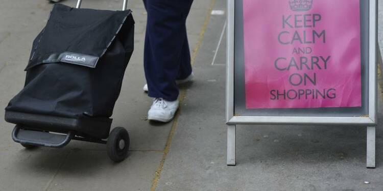 Hausse plus forte que prévu des ventes au détail britanniques