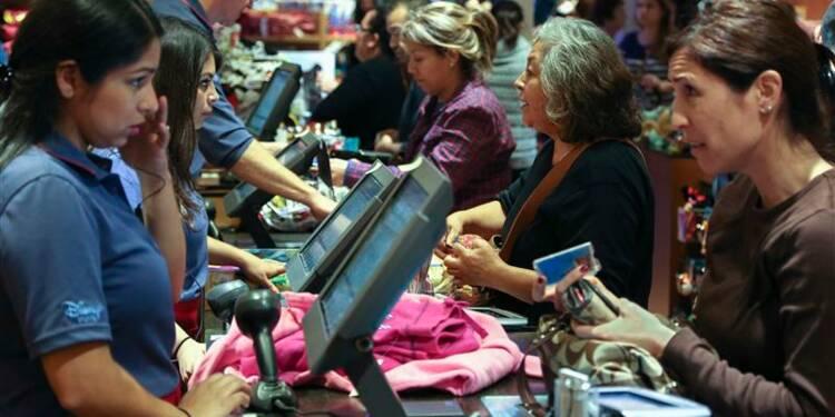 Hausse de 2,7% des ventes de fin d'année aux Etats-Unis