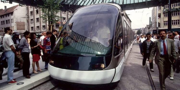 Strasbourg passe au titre de transport sur smartphone