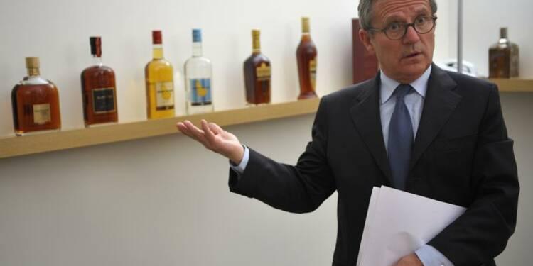 Les résultats annuels de Rémy Cointreau portés par le cognac