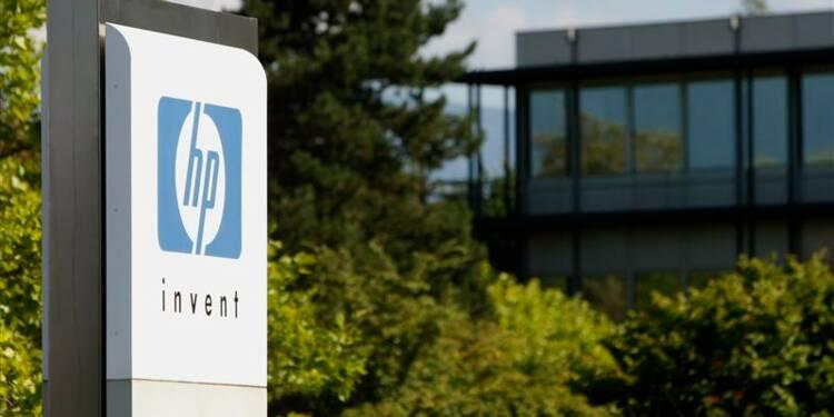 Baisse du bénéfice de HP mais prévisions revues en hausse
