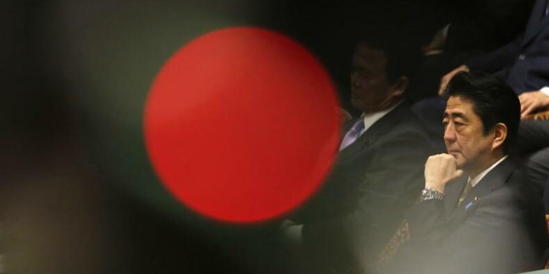 Shinzo Abe décidé à baisser l'impôt sur les sociétés au Japon