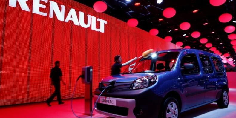 Renault pénalisé par des effets de change négatifs au premier trimestre