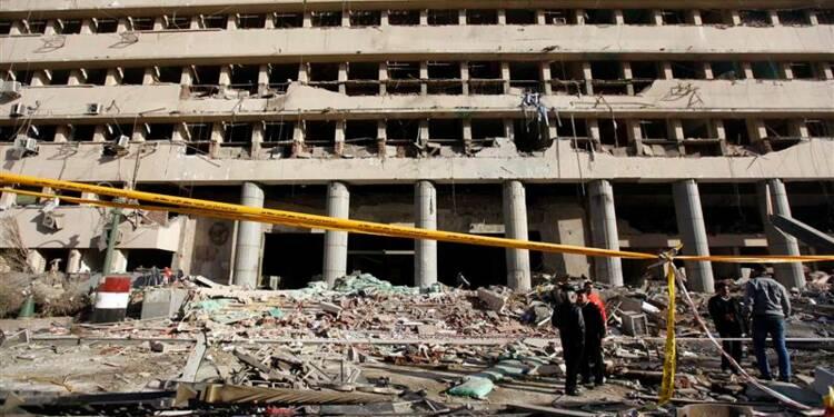 Attentat au Caire au 3ème anniversaire de la révolution