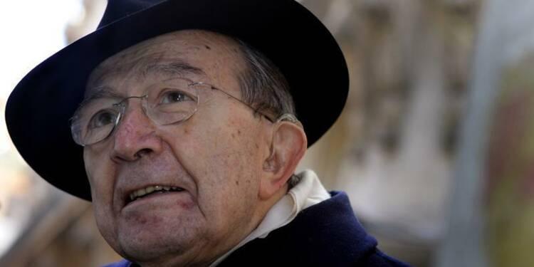 Giulio Andreotti, ancien président du Conseil italien, est mort