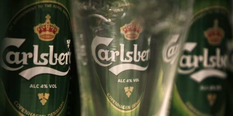 L'Asie dope les ventes de Carlsberg au 1er trimestre