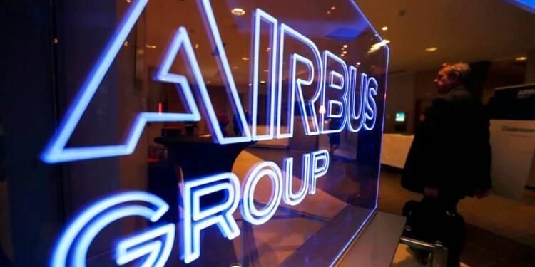 Airbus Group limite la baisse de sa rentabilité au 1er trimestre