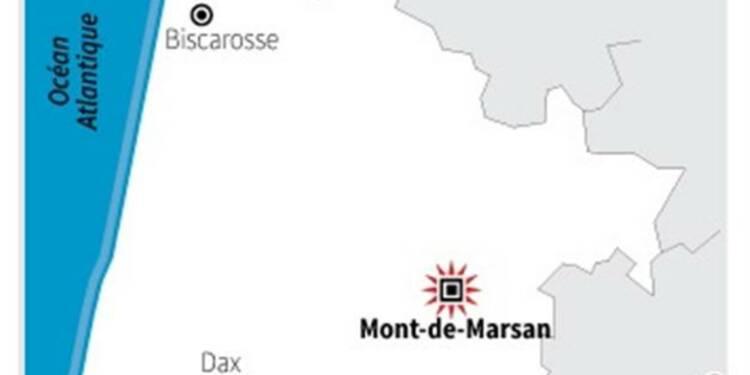 Découverte d'ossements de deux nourrissons près de Mont-De-Marsan