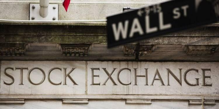 Wall Street rebondit en ouverture après trois séances de pertes