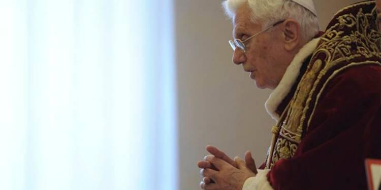 Le pape va démissionner