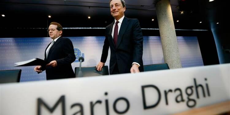 La BCE est encore loin de sortir de la politique accommodante