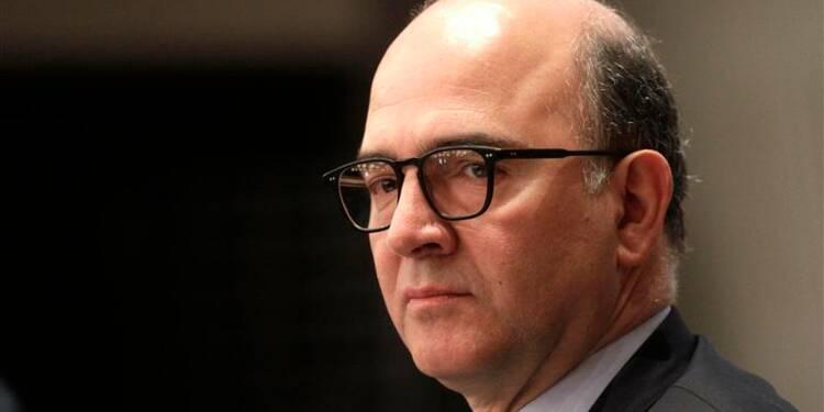 """Pierre Moscovici dit avoir été """"utilisé"""" dans l'affaire Cahuzac"""