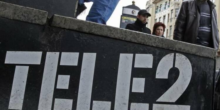 Tele2 dit avoir finalisé la vente de sa filiale russe à VTB