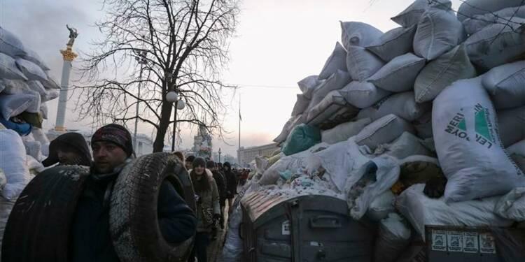 L'opposition se dit prête à gouverner en Ukraine