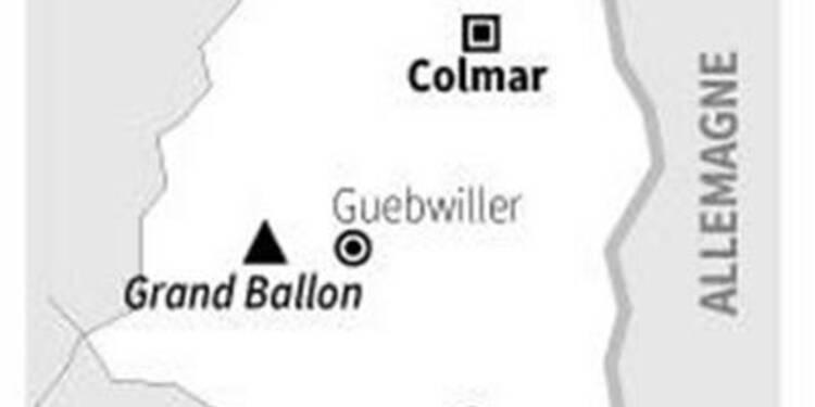 Un homme tué d'un coup de couteau en Alsace