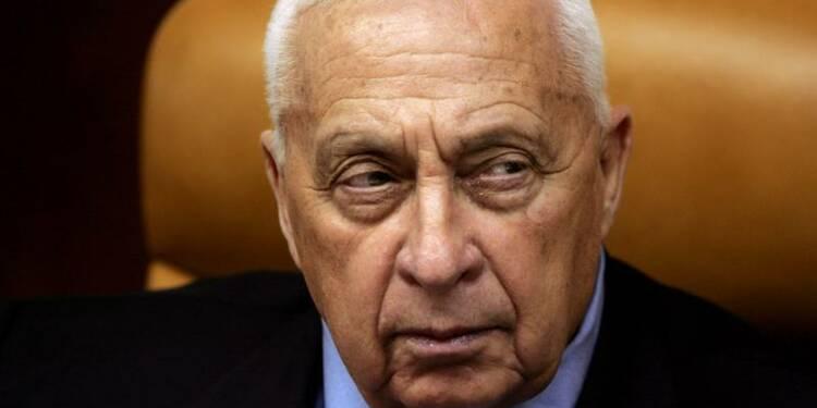 L'état d'Ariel Sharon se détériore progressivement