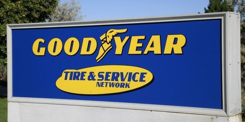 Goodyear annonce un bénéfice trimestriel plus élevé que prévu