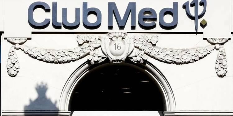 Le volume d'activé estimé de Club Med en baisse au 1er semestre