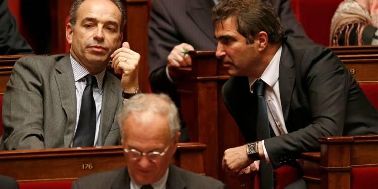 Le groupe UMP dépose une motion de censure à l'Assemblée