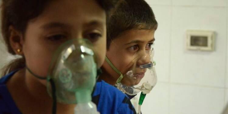 L'Onu veut faire la lumière sur l'attaque au gaz en Syrie