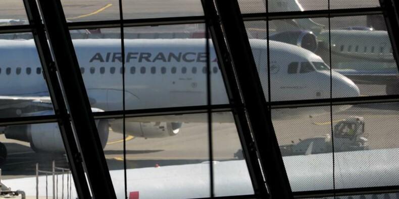Hausse de 2,1% du trafic passagers d'Air France-KLM en décembre