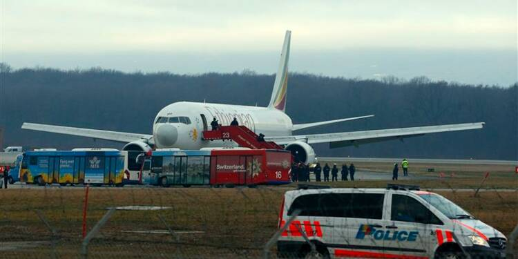 Fin du détournement sur l'aéroport de Genève, pas de blessés