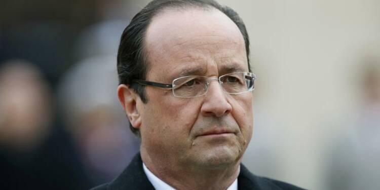 François Hollande interpellé sur les droits de l'Homme en Afrique