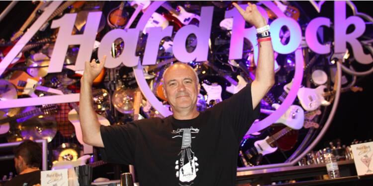 Comment Hamish Dodds réélectrise les Hard Rock Cafés
