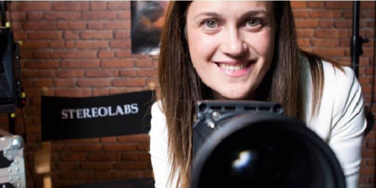 Cécile Schmollgruber (Stereolabs) : sa technologie 3D fait rêver les réalisateurs d'Hollywood