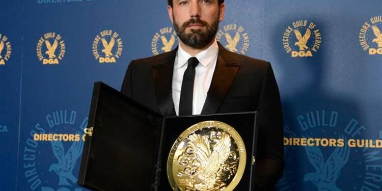 Ben Affleck récompensé par le syndicat américain des réalisateurs