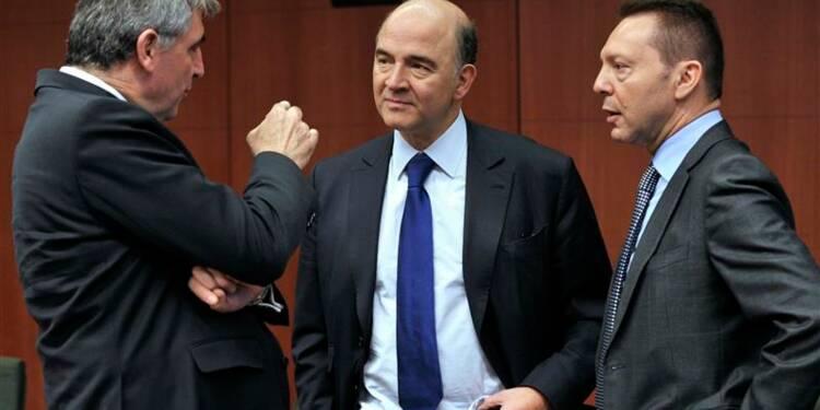 Le déficit pourra être en deçà des 3% en 2014, dit Moscovici