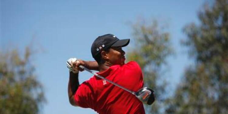Le golfeur Tiger Woods lâché par ses sponsors