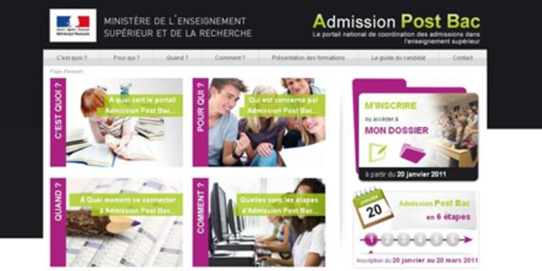 Lycéens, comment vous inscrire sur le portail Admission Post-bac