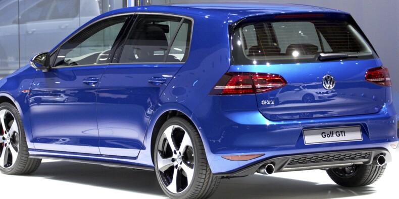 La Golf VII, l'arme fatale de Volkswagen pour rattraper Renault et PSA sur le marché français