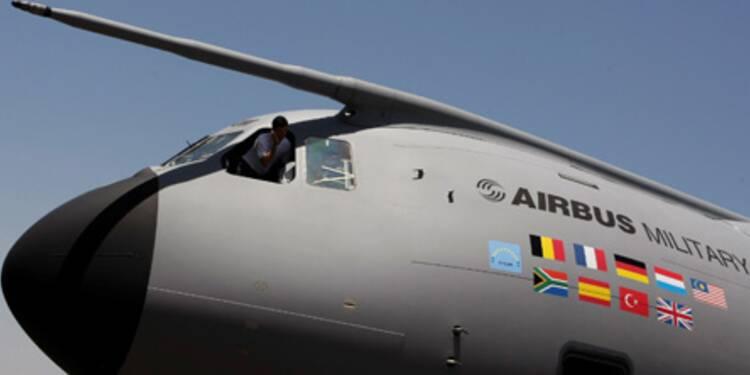 Airbus obtient un nouveau délai pour l'A400M