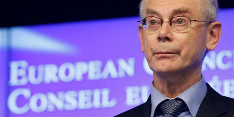 Echec des négociations sur le budget de l'Union européenne