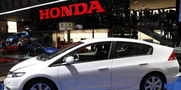 Après Toyota, Honda lance un rappel massif de véhicules