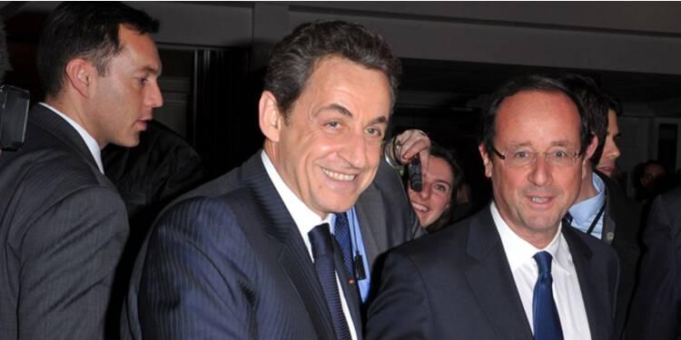 Budgets de campagne : Hollande et Sarkozy dépenseront 2 fois plus que Le Pen et Bayrou