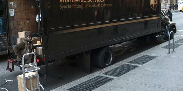 UPS et TNT proposent des concessions pour un feu vert de l'UE