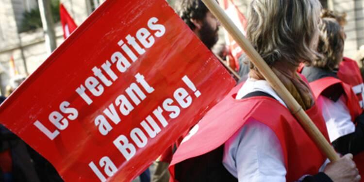 """Les syndicats demandent un """"vrai débat"""" sur les retraites"""