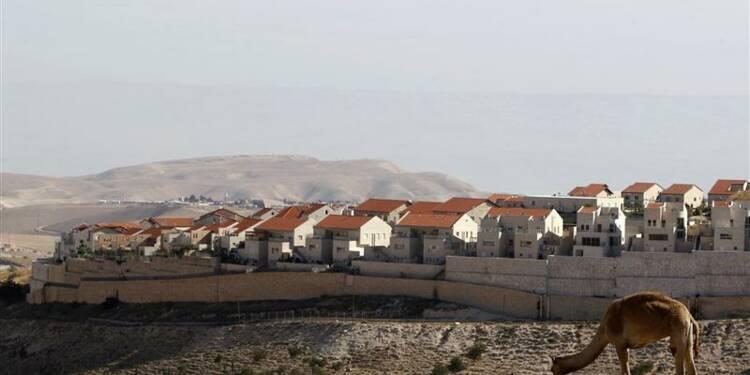 Paris et Londres mettent en garde Israël sur les constructions