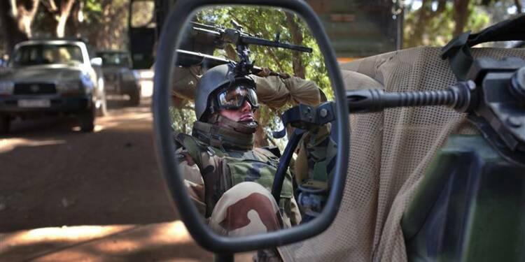 Les Français progressent prudemment vers le nord du Mali