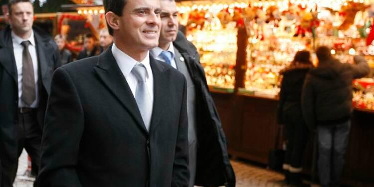 Manuel Valls assure que la fermeté prévaudra pour le Nouvel An