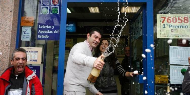 La loterie de Noël espagnole récompense des chômeurs