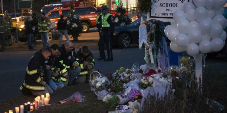 Obama va se rendre auprès des familles des victimes à Newtown