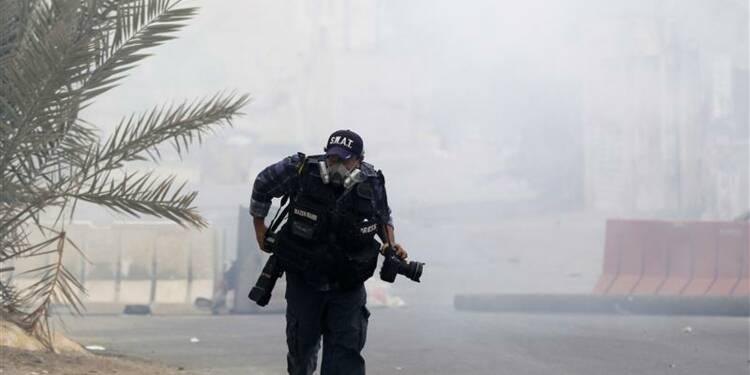 """2012, année """"hécatombe"""" pour les journalistes, selon RSF"""