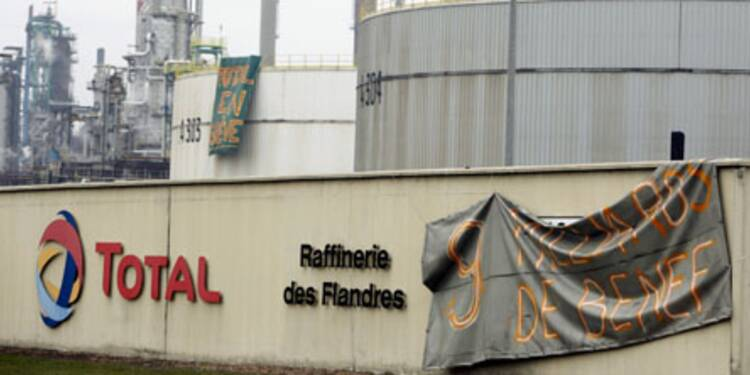 Total ferme la raffinerie des Flandres mais promet de maintenir les emplois