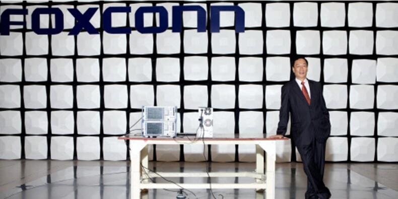 Fabrication : les usines chinoises de Foxconn inondent le monde